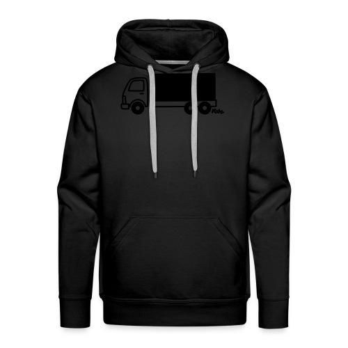 LKW lang - Männer Premium Hoodie