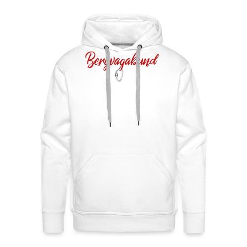Bergvagabund Rot 2 - Männer Premium Hoodie