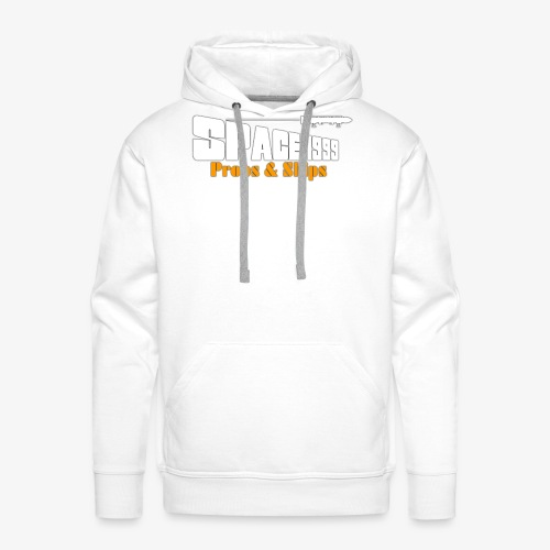Props and Ships New Logo - Men's Premium Hoodie