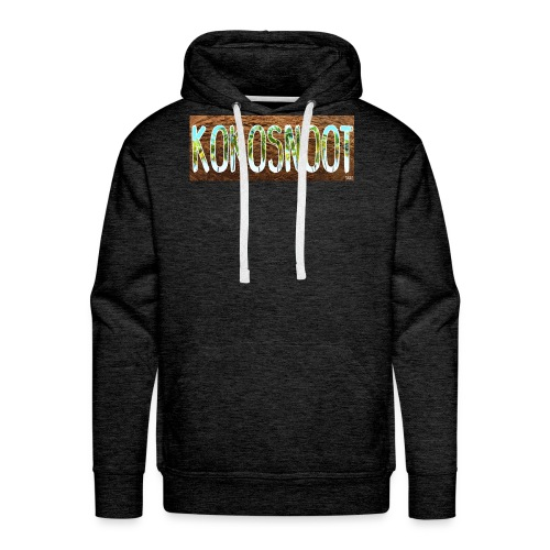 Kokosnoot - Mannen Premium hoodie