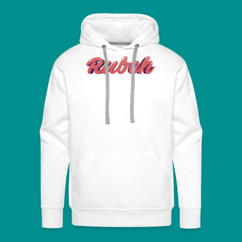 Rubeh Snapback - Mannen Premium hoodie