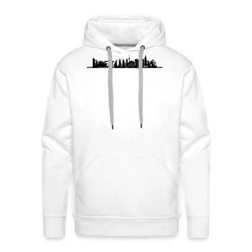 KIEL SILHOUETTE - Männer Premium Hoodie