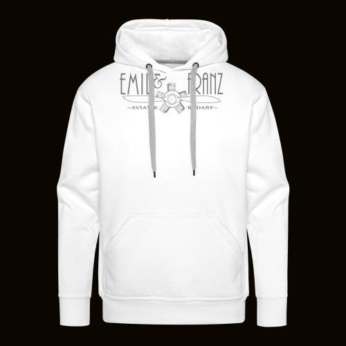 EmilUndFranz - Männer Premium Hoodie