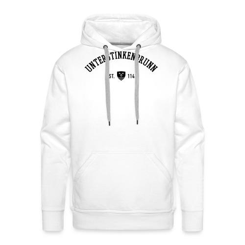 Unterstinkenbrunn PURE - Männer Premium Hoodie