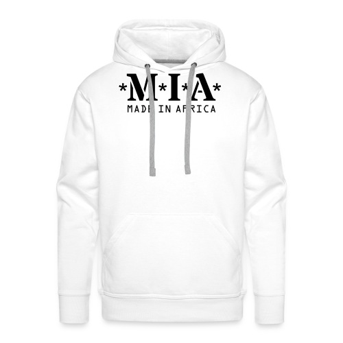 M.I.A. Made In Africa - Men's Premium Hoodie