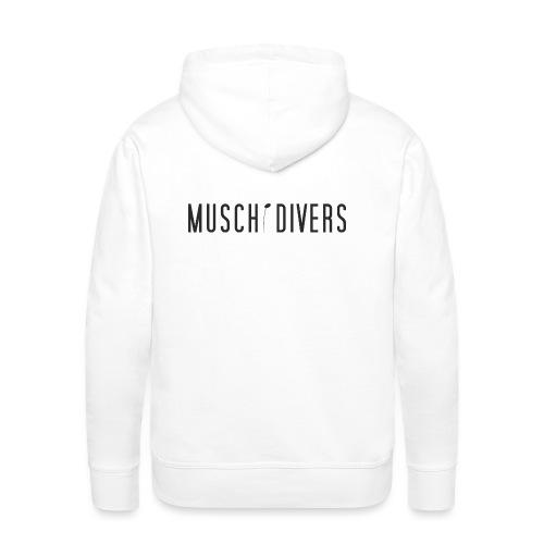 MUSCHi DIVERS 2017 Facelift Diver Edition Sb - Männer Premium Hoodie