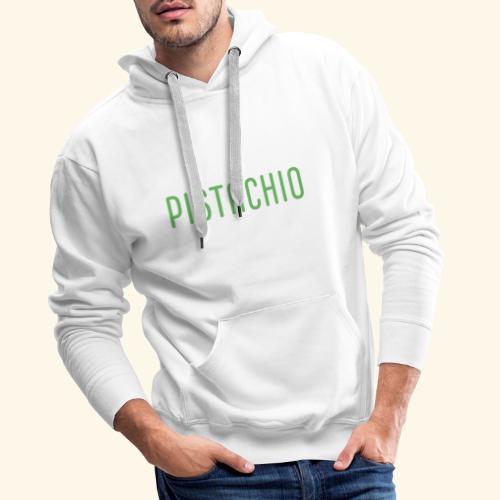 Pistachio - Männer Premium Hoodie