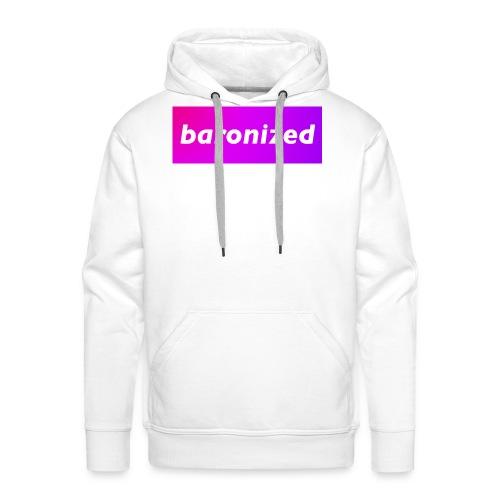 baronized - Männer Premium Hoodie