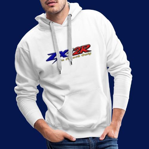 2020 Logo - Sweat-shirt à capuche Premium pour hommes