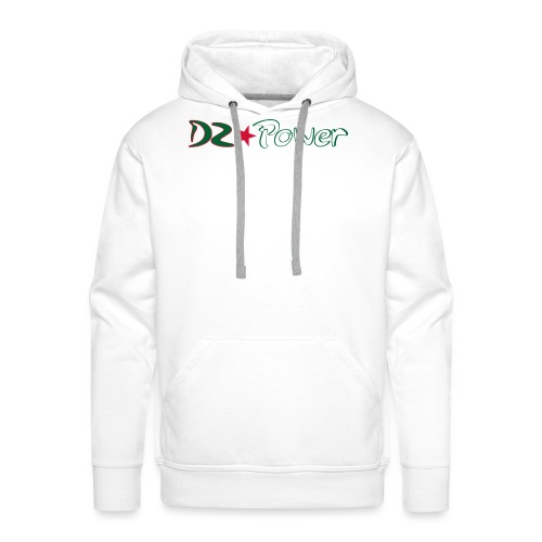 DZ Power - Sweat-shirt à capuche Premium pour hommes