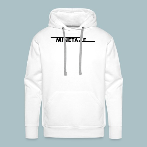 Minetace-png - Mannen Premium hoodie
