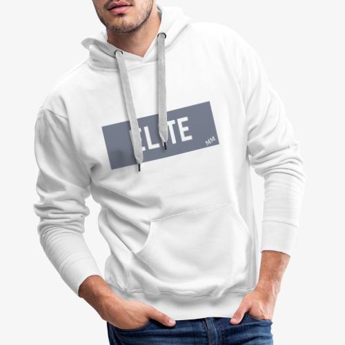 Elite: Mad minds - Felpa con cappuccio premium da uomo