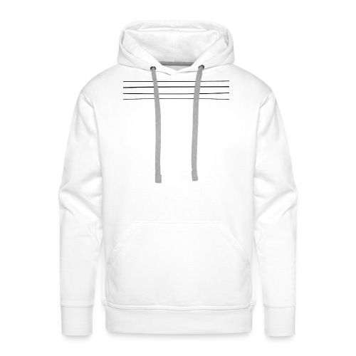 Re-entrant Womens White Tshirt - Men's Premium Hoodie