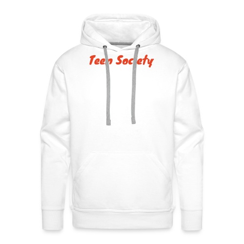 Teen Society - Miesten premium-huppari