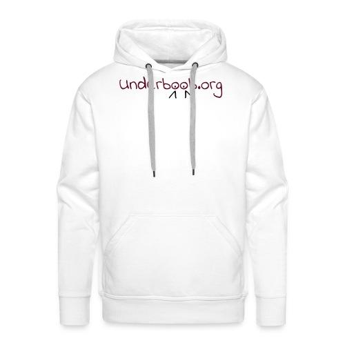 Underboob.org - Men's Premium Hoodie