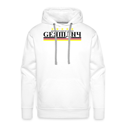 Germany 2018 - Männer Premium Hoodie