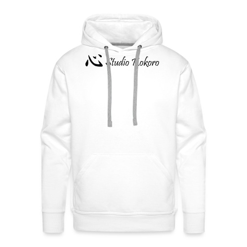 Studio Kokoro t-shirt logo and name - Men's Premium Hoodie