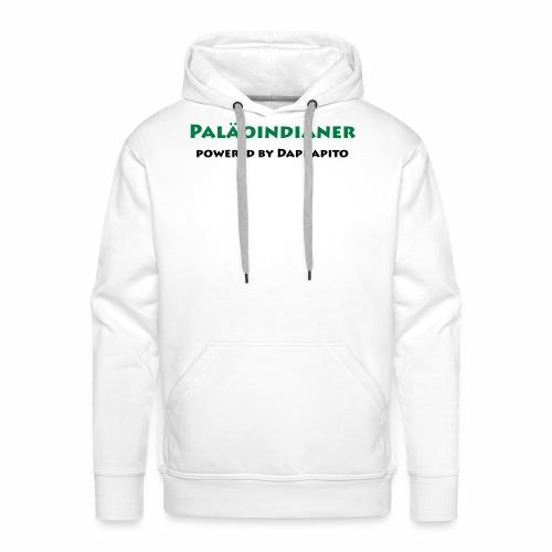 Dapdapito Superfood und Paläoinidianer - Männer Premium Hoodie