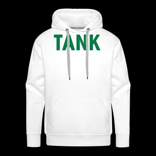 tank - Mannen Premium hoodie