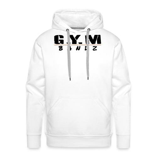 G.Y.M Bandz - Men's Premium Hoodie
