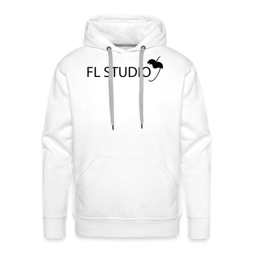 FL Name With Logo AI - Men's Premium Hoodie