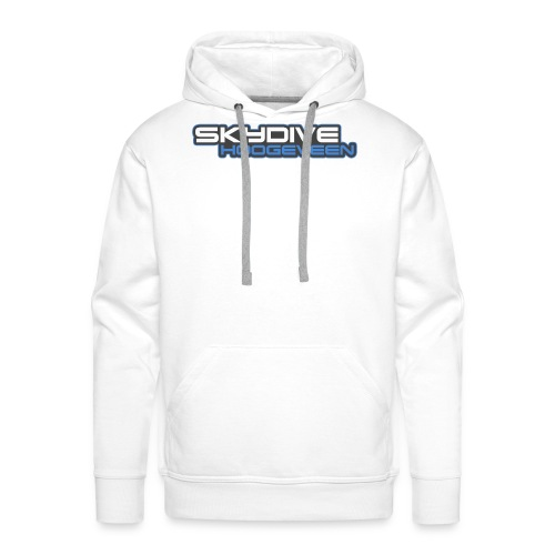 Logo Skydive Hoogeveen png - Mannen Premium hoodie