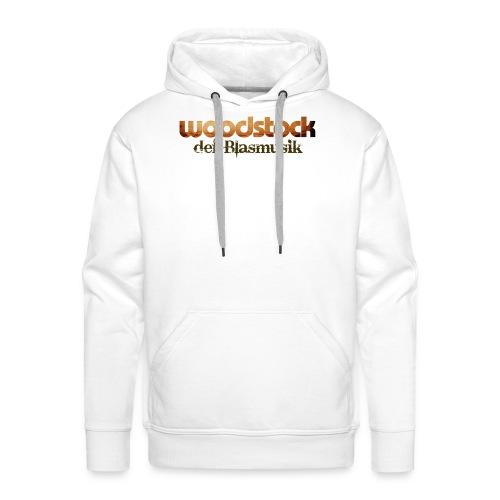 woodstock_logo_4c - Männer Premium Hoodie