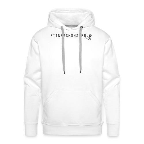 Fitnessmonster - Männer Premium Hoodie