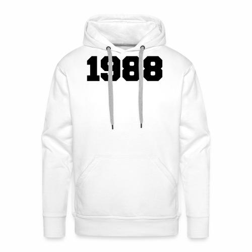 1988 - Men's Premium Hoodie