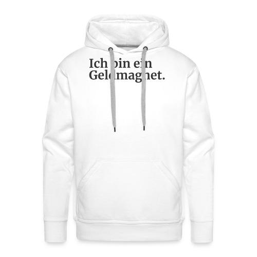 iffb geldmagnet - Männer Premium Hoodie