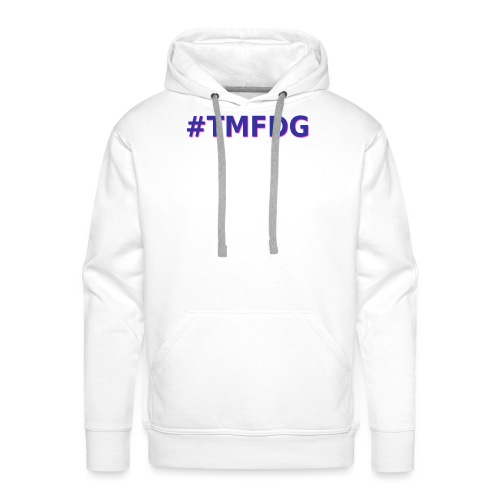 Collection : 2019 #tmfdg - Sweat-shirt à capuche Premium pour hommes