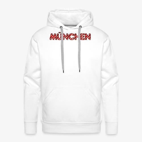 Happy Joy München - Männer Premium Hoodie
