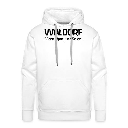WALDORF More than just Salad - Männer Premium Hoodie