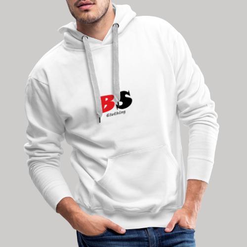 BS Clothing - Mannen Premium hoodie