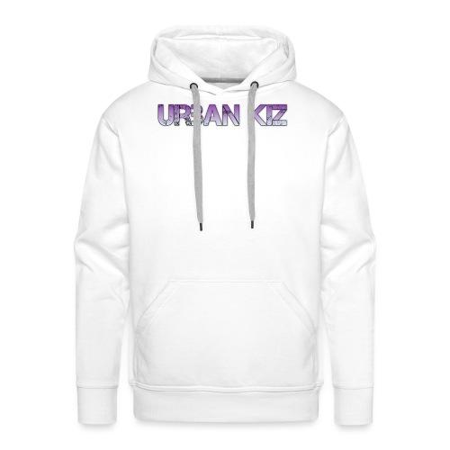 Urban Kiz - Original Style - Felpa con cappuccio premium da uomo