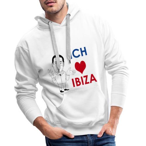Ich liebe IBIZA und gute Gespräche, Ibizagate - Männer Premium Hoodie