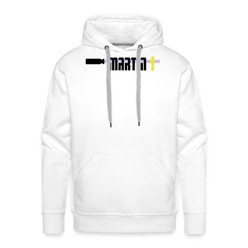 martin - Mannen Premium hoodie