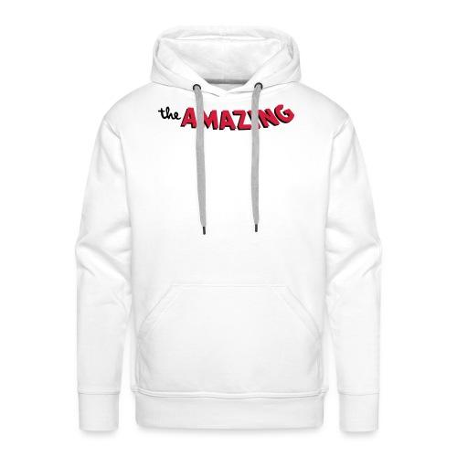 Amazing - Mannen Premium hoodie