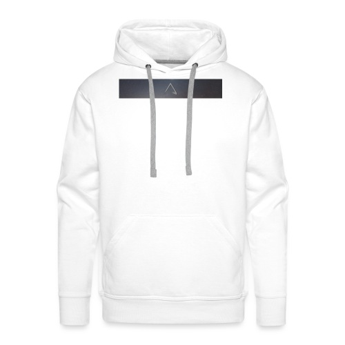 A symbol Header Dark - Men's Premium Hoodie