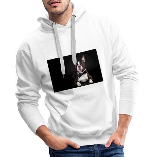 BIG DOG - Sudadera con capucha premium para hombre