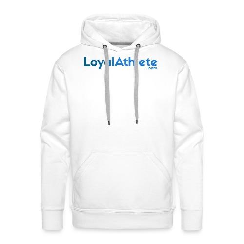 Loyal athlete banner - Men's Premium Hoodie