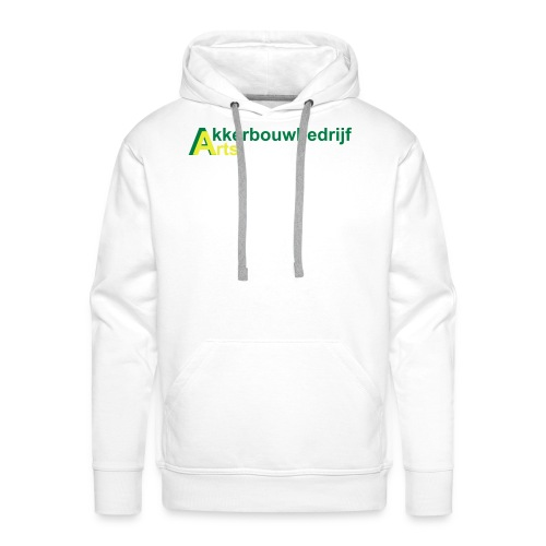 akkerbouwbedrijf arts - Mannen Premium hoodie