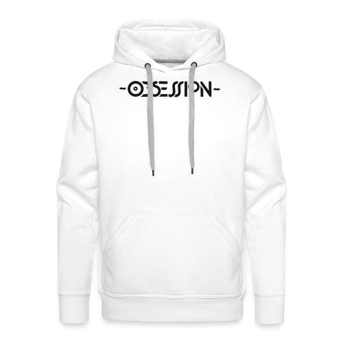 Obsession Logo - Men's Premium Hoodie
