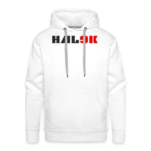 hal9k - Herre Premium hættetrøje