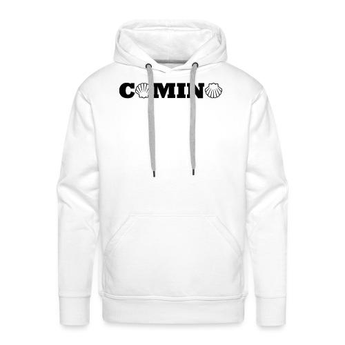 Camino - Herre Premium hættetrøje