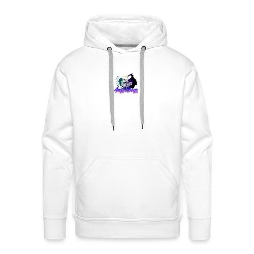 AngelBoys - Bluza męska Premium z kapturem