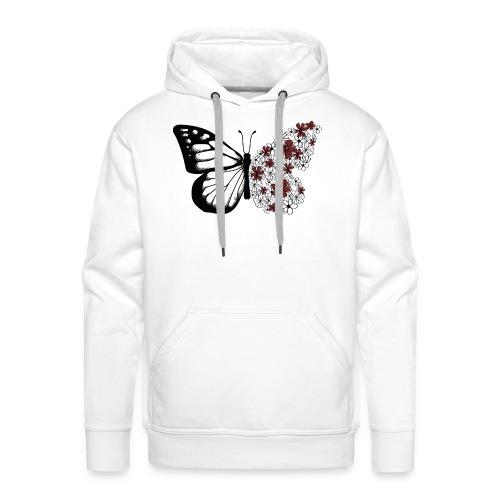 Monarque - Sweat-shirt à capuche Premium pour hommes
