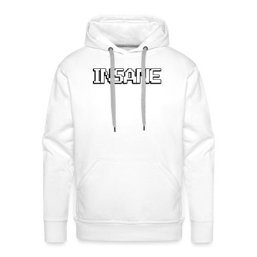 Insane - Sweat-shirt à capuche Premium pour hommes