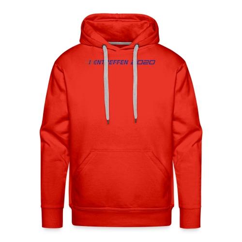 nixentreffen 2020 - Mannen Premium hoodie