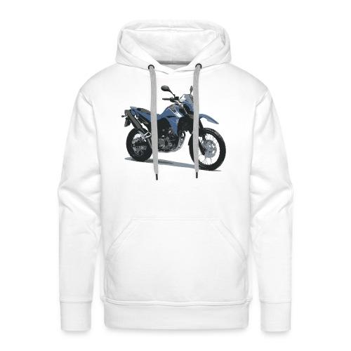 Moto XT 660 R - Sudadera con capucha premium para hombre